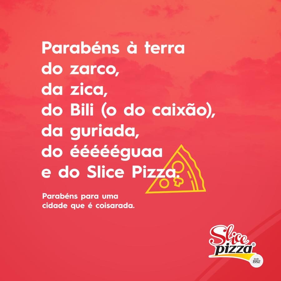 Post Aniversário de Joinville